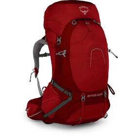 Osprey Atmos AG 65 Backpack Men rigby red